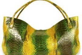 Devi Kroell Diamond Python Roman