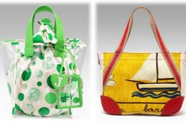 Mother's Day Gift Ideas: Beach Totes