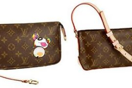 Louis Vuitton Monogram Panda