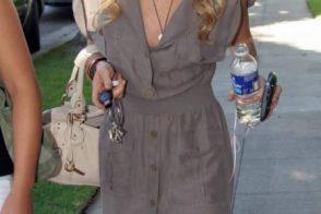 Lindsay Lohan's new Paddy Bowler