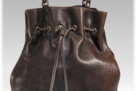 Tanner Krolle Leather Tote