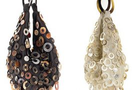 Chan Luu Ring Charm Handbag