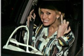 """Jessica Simpson Says: """"F@#* You! I Have My Ring!"""""""