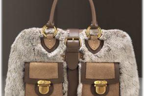 Marc Jacobs Chinchilla Venetia Bag