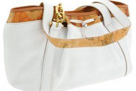 Prima Classe Top Zip Shoulder Bag by Alviero Martini