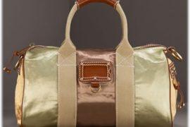 Marc Jacobs Bauletto Satin Bag
