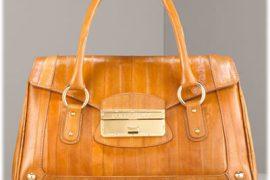 Dolce & Gabbana Eelskin Satchel