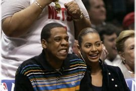 Beyonce and Jay Z Caption It Contest