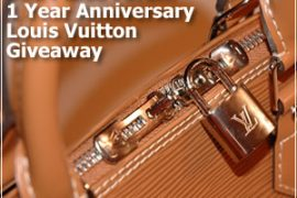 The Purse Forum LV Giveaway