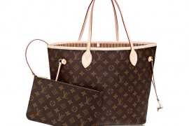 Louis Vuitton Neverfull GM, MM, PM