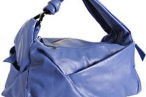 Dautore Celeste Leather Slouchy Pocket Satchel