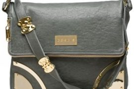 CC Skye Edie Downtown Chic Messenger Bag