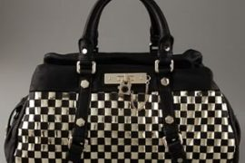 Marc by Marc Jacobs Metal Check Groovee Bag