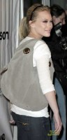 Hillary Duff carrying Gustto Pavia