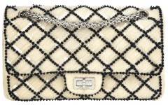 Embroidered Chanel 2.55