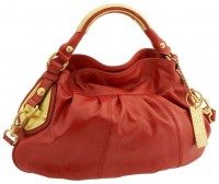 Steven by Steve Madden Medium Pleated Crossbody Hobo