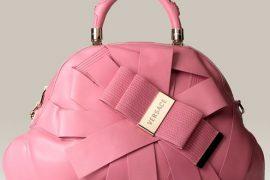 Versace Venita Bow Satchel