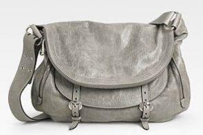 Alexander McQueen Flapper Messenger Bag