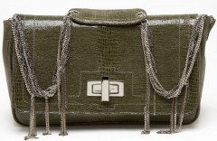 Bridgette Bag in Grey