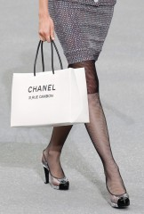 Chanel Essential Handbag, Large in White, $2995