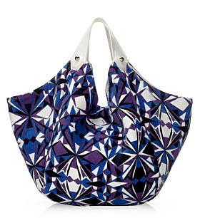 Emilio Pucci Alessandro Terry Bag 53226a61df0d1