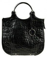Forever 21 Stone Quilt Tote