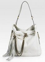Juicy Couture Kennedy Tassel Hobo