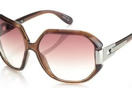 Marc by Marc Jacobs Angled Frame Sunglasses