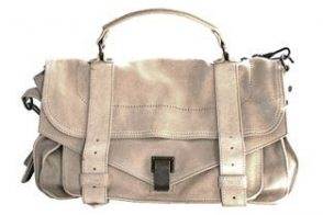 Proenza Schouler Medium Suede PS1 Bag