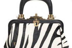 Roberta di Camerino Zebra Bag