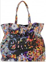 See by Chloe Floral Canvas Tote