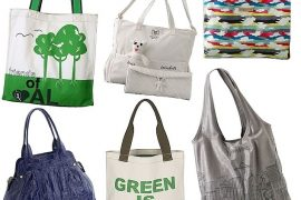 Earth Day Eco Friendly Bags