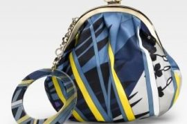 Emilio Pucci Frame Bag