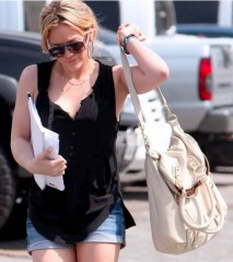 Hilary Duff Dylan Folding Tote