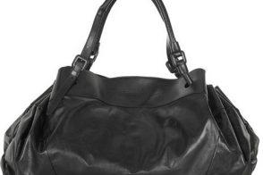 Jil Sander Oversized Leather Bag