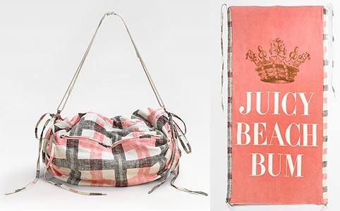 Juicy Couture Vento Towel Sling