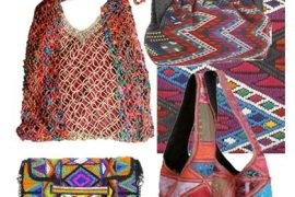 Globetrotter Style Touts Fair Trade Totes for Earth Day