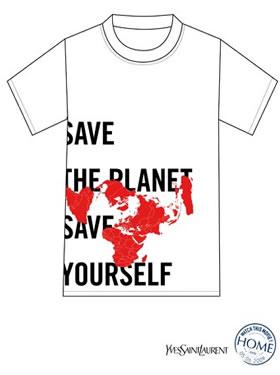 YSL Eco Tshirt