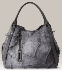 Burberry Raffia Shopper