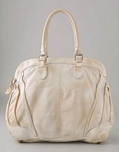 Giorgio Brato Painted Side-Pleat Bag