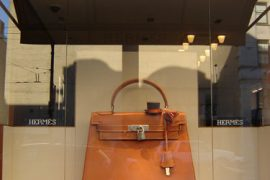Surprisingly, or maybe not, Hermes posts first quarter sales increase