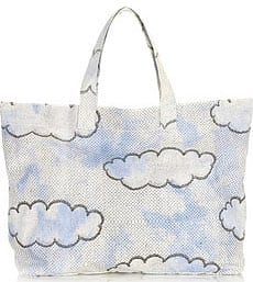 Stella McCartney Cloud Print Shopper