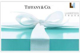 Tiffany & Co. buys bankrupt Lambertson Truex