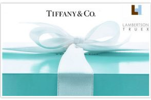 Tiffany & Co. buys bankrupt Lambertson Truex