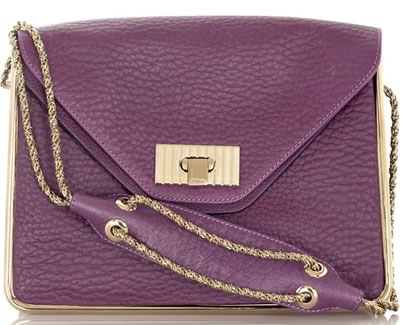 Chloe Sally Calf Leather Shoulder Bag