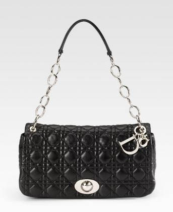 Dior Quilted Cannage Bag