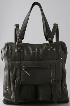 Jerome Dreyfuss Didier Convertible Backpack Tote