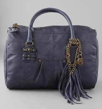 Juicy Couture Padlock Grace Tote