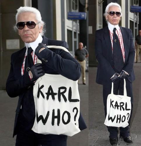 Karl Lagerfeld Karl Who Bag
