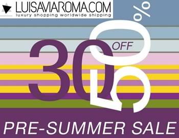 Luisa Via Roma Pre-Summer Sale